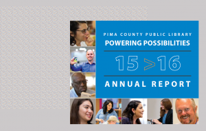 Cover of FY1516 Community Impact Plan Annual Report