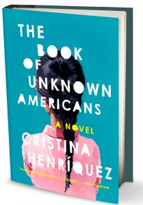 Book Cover: Book of Unknown Americans