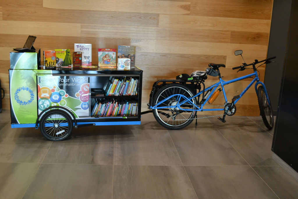 Public Library Book Bikes: History and How-To