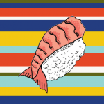 Illustration of Sushi