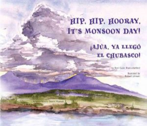 cover art for book Hip Hip Hooray It's Monsoon Day