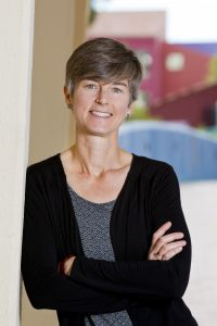 Headshot of Susannah Connor a Pima County Librarian I taken downtown on November 21, 2013.