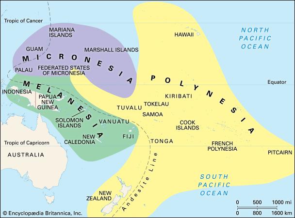 D D Map Tropical Island Chain