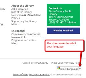 translate-site-select-language