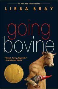 going bovine book jacket