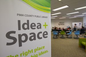 photo taken at the PCPL idea+space on UA Day