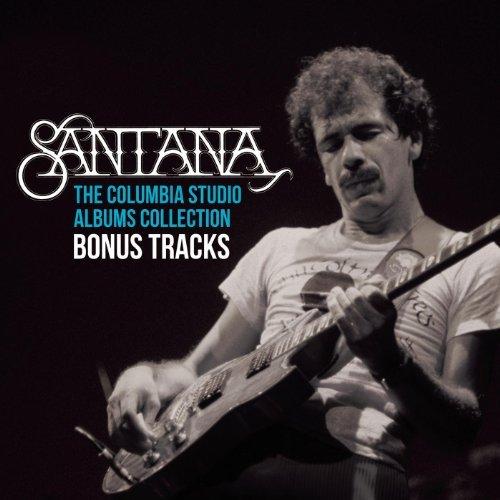 cover of Santana The Columbia Studios Album Collection