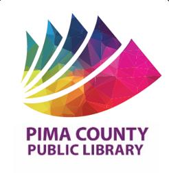 PCPL logo in LGBTQ+ colors, large