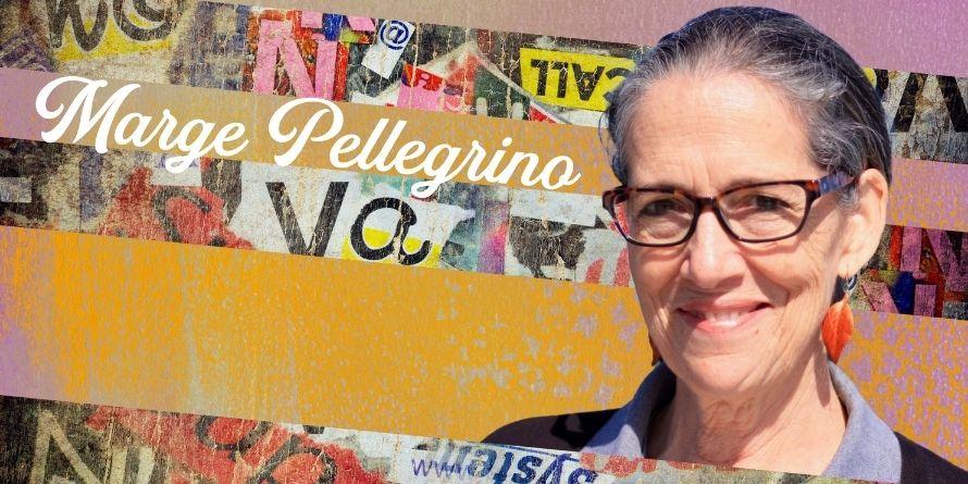 Marge Pellegrino Writer in Residence Summer 2021 - rectangle image