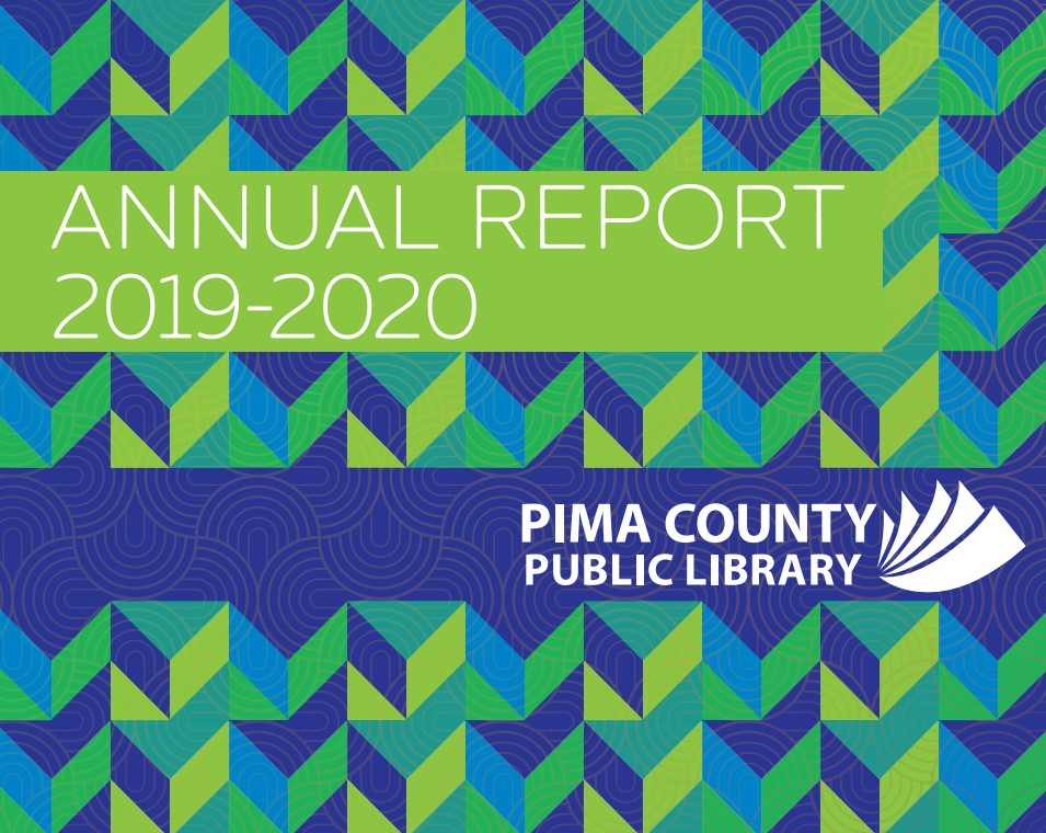 Annual Report 2019-2020 cover image