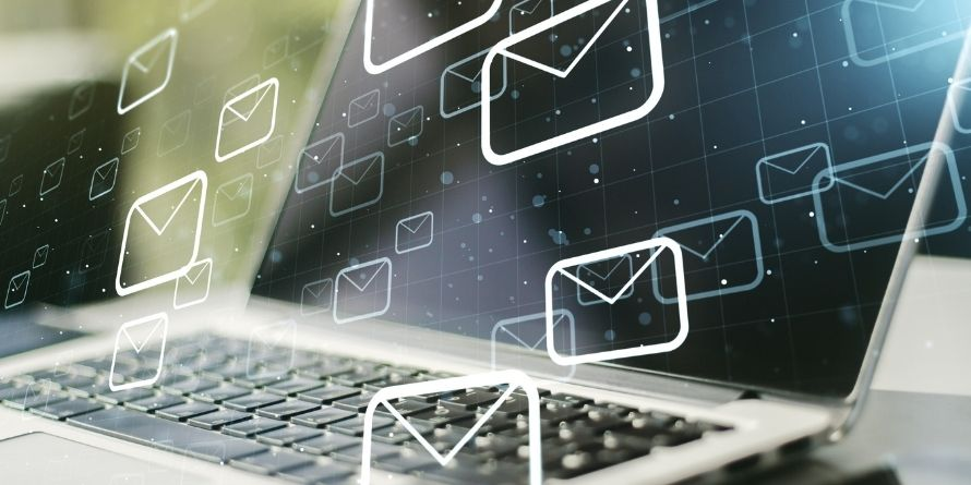 Used for grants opportunities email newsletter sign up on ignite page for nonprofits