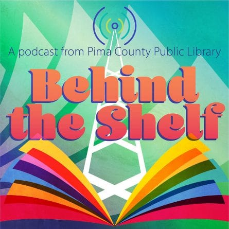 Podcast - Behind the Shelf - square